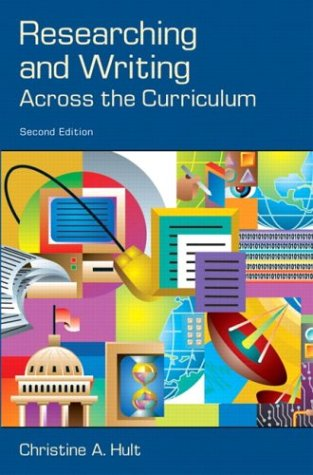 9780205329465: Researching and Writing Across the Curriculum (2nd Edition)