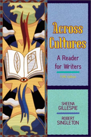 9780205329564: Across Cultures: A Reader for Writers (5th Edition)