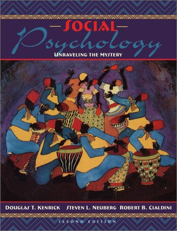 9780205332977: Social Psychology: Unraveling the Mystery (with Interactive Companion Website Access Card) (2nd Edition)