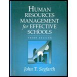 9780205333639: Human Resource Management for Effective Schools (3rd Edition)