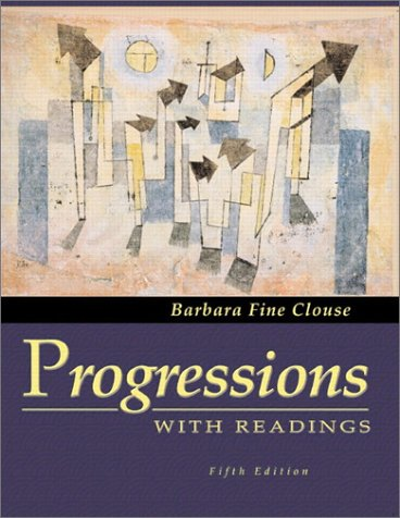 9780205333752: Progressions: With Readings (5th Edition)