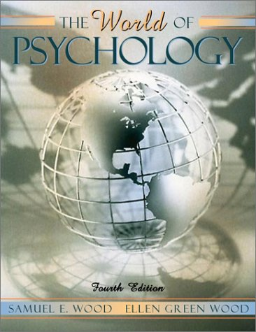 9780205334278: The World of Psychology (4th Edition)
