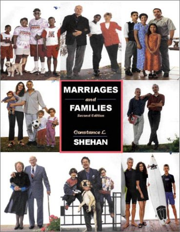 9780205334360: Marriages and Families (2nd Edition)