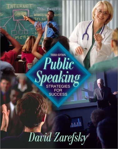 9780205334438: Public Speaking: Strategies for Success (with Interactive Companion Website) (3rd Edition)