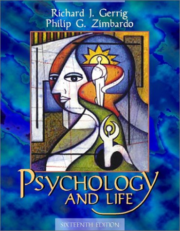 9780205335114: Psychology and Life (16th Edition)