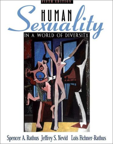 9780205335176: Human Sexuality in a World of Diversity (5th Edition)