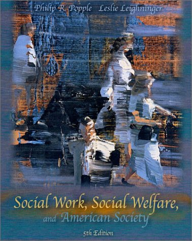 9780205335190: Social Work, Social Welfare, and American Society (5th Edition)
