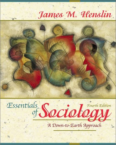 9780205337132: Essentials of Sociology: A Down-to-Earth Approach (with Interactive Companion Website Access Card) (4th Edition)