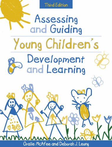 9780205337170: Assessing and Guiding Young Children's Development and Learning