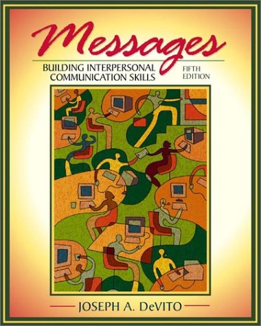 9780205337293: Messages: Building Interpersonal Communication Skills