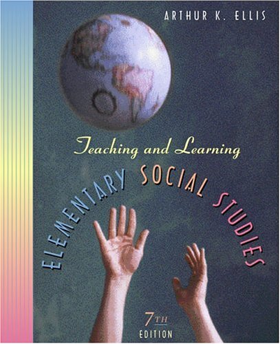 9780205337521: Teaching and Learning Elementary Social Studies (7th Edition)