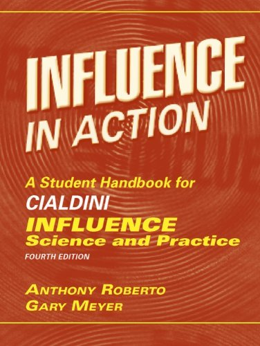 9780205338191: Influence in Action: A Student Handbook