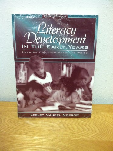 9780205339631: Literacy Development in the Early Years: Helping Children Read and Write