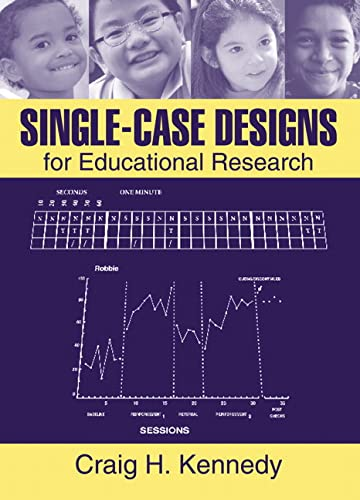 9780205340231: Single-Case Designs for Educational Research