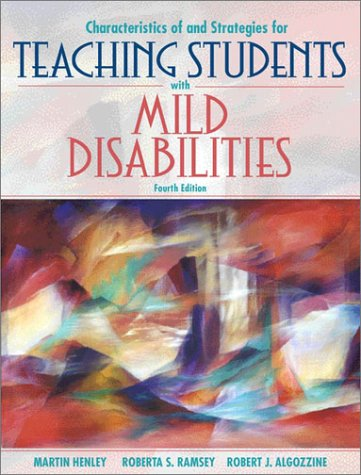 9780205340699: Characteristics of and Strategies for Teaching Students with Mild Disabilities (4th Edition)