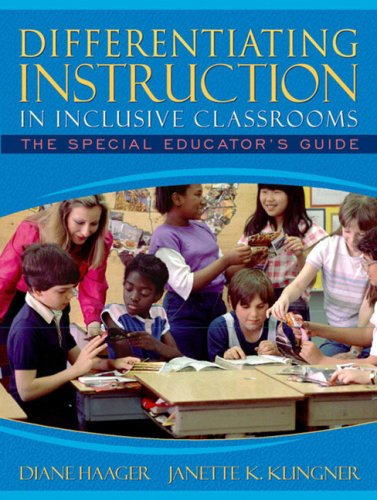 9780205340743: Differentiating Instruction in Inclusive Classrooms: The Special Educator's Guide