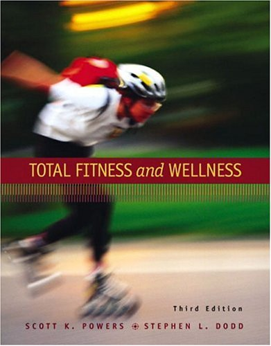 9780205340958: Total Fitness and Wellness (3rd Edition)