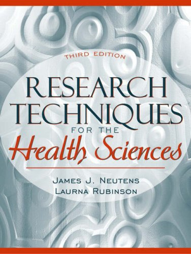health science research papers