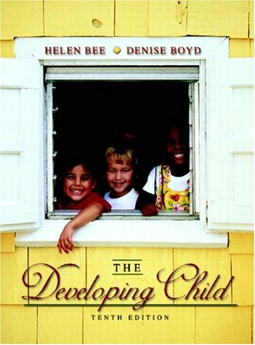 9780205340989: The Developing Child, 10th Edition