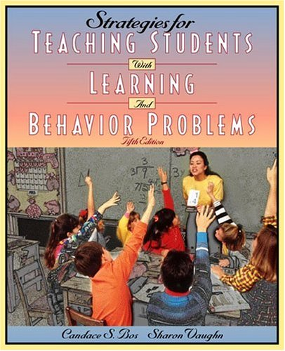 9780205341955: Strategies for Teaching Students with Learning and Behavioral Problems (5th Edition)