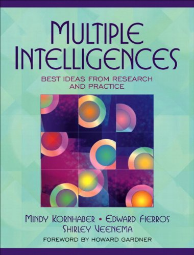 9780205342594: Multiple Intelligences: Best Ideas from Research and Practice