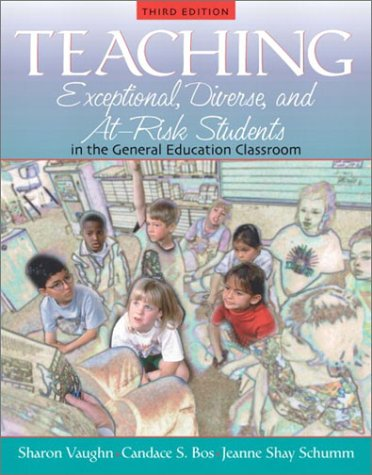 9780205342716: Teaching Exceptional, Diverse, and At-Risk Students in the General Education Classroom (3rd Edition)