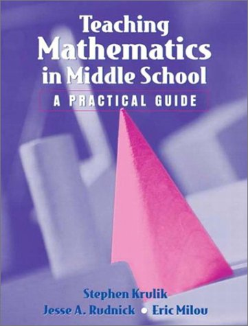 9780205343270: Teaching Mathematics in Middle School: a practical guide