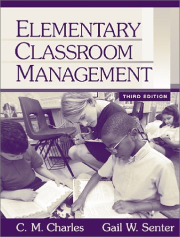 9780205343423: Elementary Classroom Management (3rd Edition)