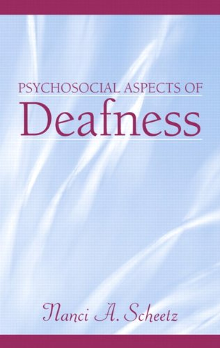 9780205343478: Psychosocial Aspects of Deafness