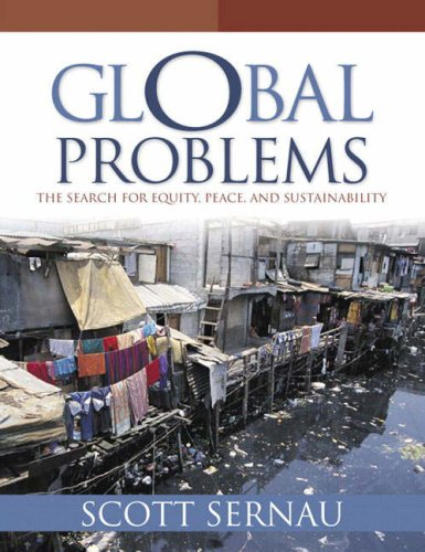 9780205343928: Global Problems: The Search for Equity, Peace, and Sustainability