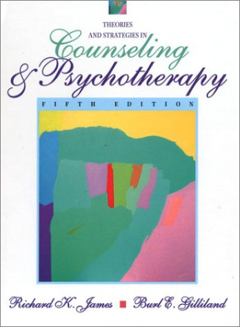 9780205343973: Theories and Strategies in Counseling and Psychotherapy (5th Edition)