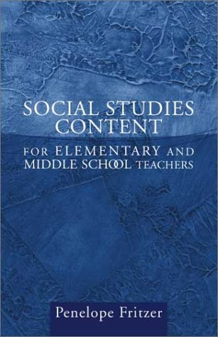 9780205347414: Social Studies Content for Elementary and Middle School Teachers