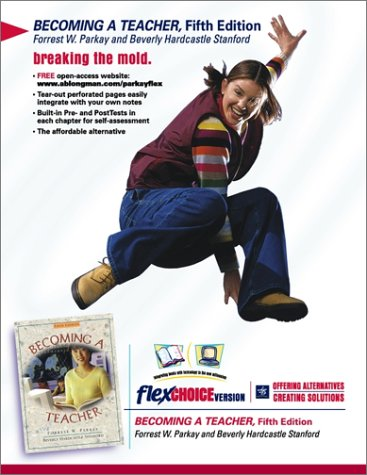 9780205349876: Becoming a Teacher (FlexChoice Version) (5th Edition)