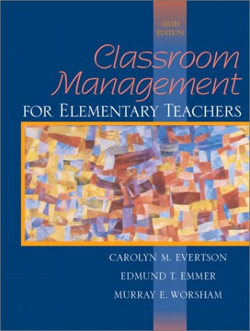 9780205349982: Classroom Management for Elementary Teachers