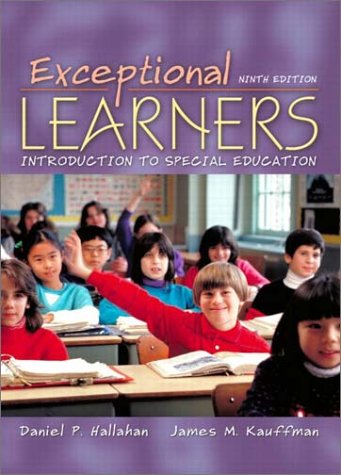 9780205350292: Exceptional Learners: Introduction to Special Education (9th Edition)