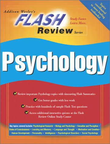 Flash Review: Introduction to Psychology: Allyn & Bacon