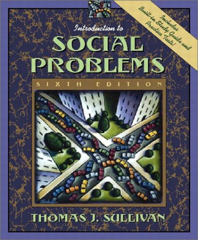 9780205351053: Introduction to Social Problems (6th Edition)
