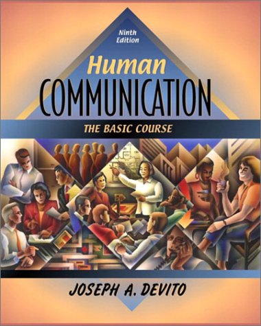 9780205353903: Human Communication: The Basic Course (9th Edition)