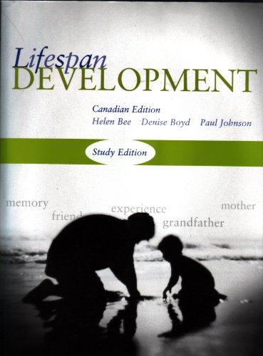 9780205354108: Lifespan Development