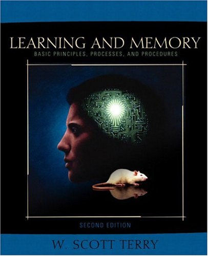9780205354627: Learning and Memory: Basic Principles, Processes, and Procedures (2nd Edition)