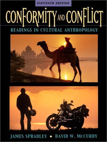 9780205354795: Conformity and Conflict: Readings in Cultural Anthropology (11th Edition)