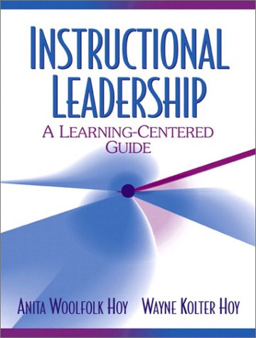 9780205354979: Instructional Leadership: A Learning-Centered Guide