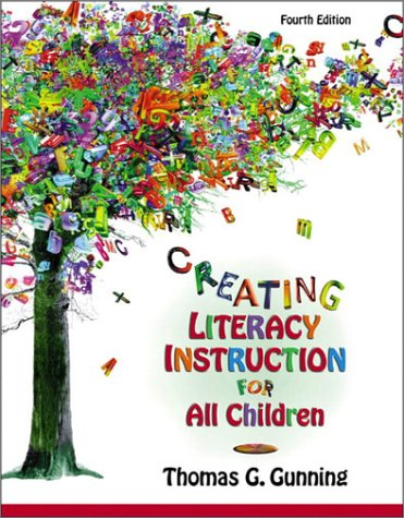 9780205355396: Creating Literacy Instruction for All Children (4th Edition)