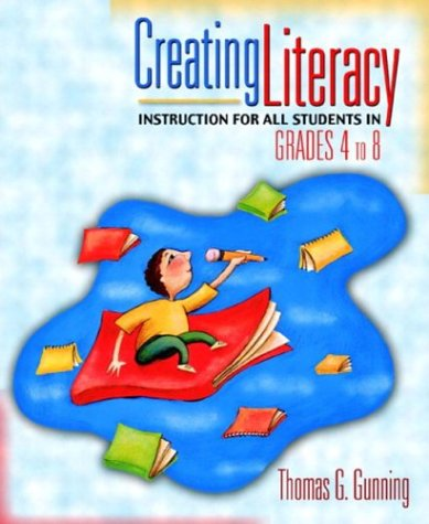 9780205356843: Creating Literacy Instruction for All Students in Grades 4 to 8