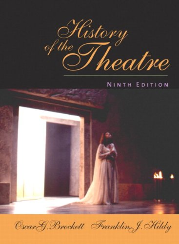 9780205358786: History of the Theatre