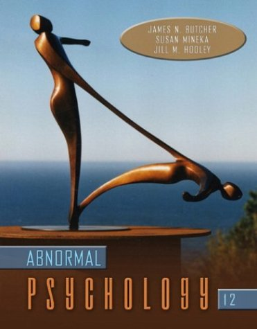9780205359141: Abnormal Psychology, 12th Edition