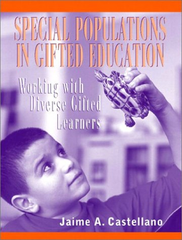 9780205359585: Special Populations in Gifted Education: Working with Diverse Gifted Learners