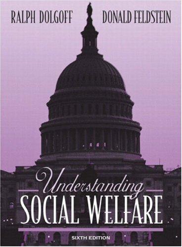9780205360062: Understanding Social Welfare (6th Edition)