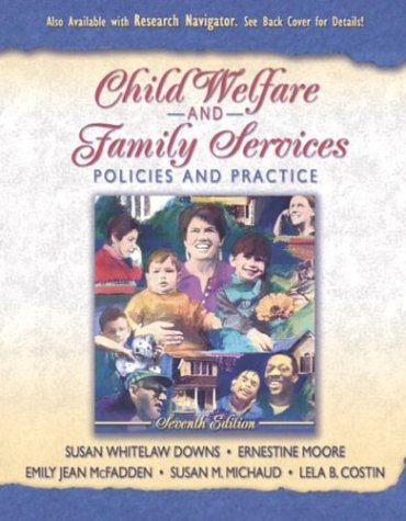 9780205360079: Child Welfare and Family Services: Policies and Practice (7th Edition)