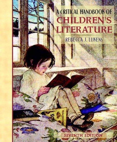 9780205360130: A Critical Handbook of Childrens Literature